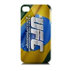 Be A HeadCase Brazilian Flag Print Case for iPhone 5 (UFC-5-BR)