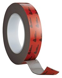 Avery Dennison 108' x 0.75 in, 25.2 Double Sided Acrylic Foam Tape - Grey