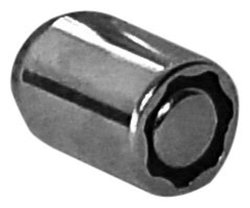Superior 14mm x 1.50 R.H. Super Key Acorn Locking Steel Wheel (30-2141)