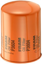 FRAM By-Pass Lube Spin-on Fuel Filter for Vehicles (P3604)