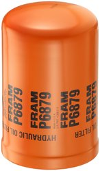 FRAM Heavy-Duty Hydraulic Oil Filter for Vehicles (P6879)