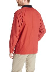 Burton Men's Delta Jacket - Red Ochre - Size: Large