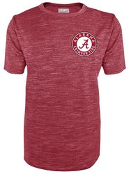 NCAA Alabama Crimson Tide Without Walls Crew Neck Tee - Crimson / M
