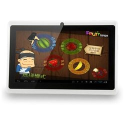 "2 Boom 7"" Tablet 4GB Android 4.2 - White/Black (PT7042)"