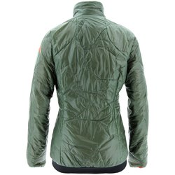 Adidas outdoor Women's Agravic Primaloft Jacket - Base Green - Size: XL