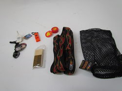 EK Ekcessories Junk In Trunk Flame Check ATV Necessity Kit