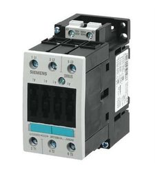 Siemens Motor Contactor 3 Poles Screw Terminals S2 Frame Size 24V Voltage