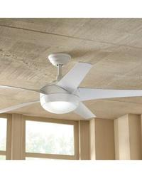 Home Decorators 99962 Windward IV 52 in. Ceiling Fan - Matte White