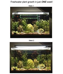 "SeaStar Aquarium Lighting 36"" Single Strip - Actinic Blue - Size: Large"