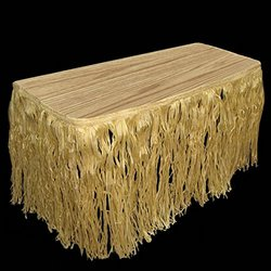 Windy City Novelties Artificial Grass Table Skirt