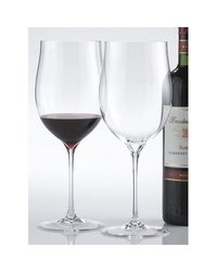 Fusion Triumph Cabernet/Merlot/Malbec/Bordeaux Wine Glasses - Set of 2