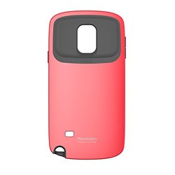 iFace Carrying Case for Samsung Galaxy Note 4 - Red