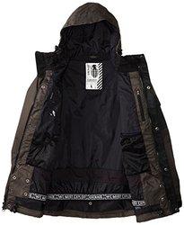 Grenade Boys Exploiter Jacket, Medium, Charcoal