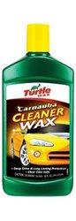 Turtle Wax T-6A Carnauba Cleaner Liquid Wax - 16 oz.