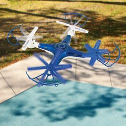 AWW Quadrone Quadcopter 4 Channel 2.4GHz RC Drone with Video & Photo
