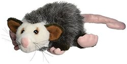 "10"" Opossum Plush Stuffed Animal Toy"