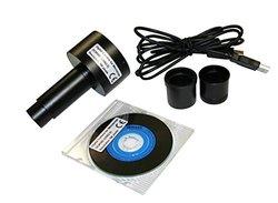 Walter Products 3.1 MP Metal Digital Eye-Piece Camera (DCNU2-3.0)