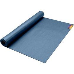 Hugger Mugger Tapas Travel Yoga Mat - Blue - Size: One Size