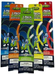 WeGlow International 2 Pack Bracelets (9 pack)