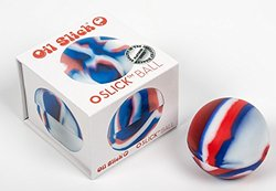 Oil Slick Ball Platinum Cured Medical Grade Silicone Container (Freedom)