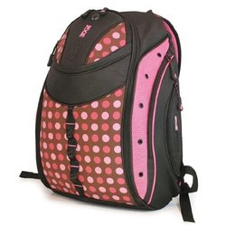 Mobile Edge Women's Express Backpack - Polka Dot