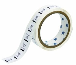 Brady Satin Polyester Weee Identification Labels 500 Labels - Black/White