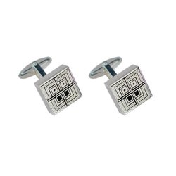ACME Men's Studios Square Gifts Cufflinks (A1W46C)