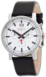 Mondaine A690.30304.11SBB Men's Quartz Analog Chronograph Watch