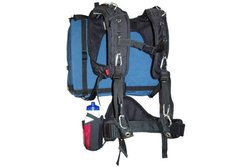 Portabrace Modular Back Pack with Extreme - Blue