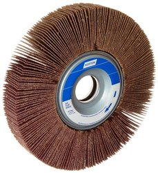 "Norton Metalite R265 1""Arbor Round Hole Aluminum Oxide Abrasive Flap Wheel"