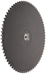 "Tsubaki Finished Bore Sprocket1 -70 Teeth - 1-1/4"" Bore (40B70F-1D)"
