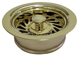 Plumbest B03-402 Disposal Assembly for InSinkErator, Gold