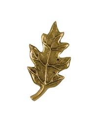 Michael Healy MHR32 Leaf Ringer Doorbell Button - Brass