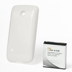 Ontrion Extended Battery with Door for HUAWEI Ascend II M865 Cricket
