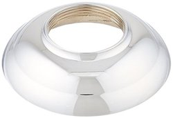 "Rohl C1449/12APC Country Bath 3/4"" Valve Escutcheon Only, Polished Chrome"