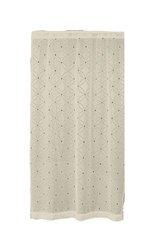"""Heritage Lace 42x84"""" Prima Eyelet Cafe Panel - Ivory"""