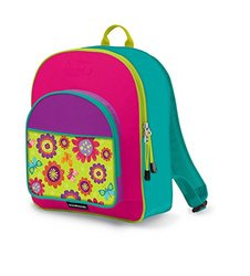 Crocodile Creek Flower Garden Backpack - Multi-Color