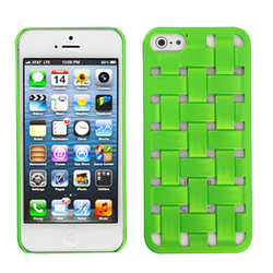 MyBat SuperThin Case for iPhone 5 / iPhone 5S - Green