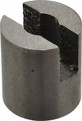 "Eclipse Magnetics M19079NK Alnico Button Magnet, 39 lb. Pull Capacity, 1-1/2"" Diameter x 1-3/4"" Height"
