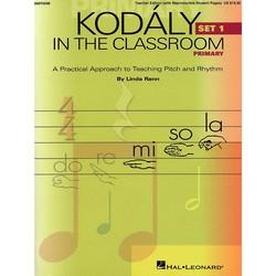 Hal Leonard Kodaly in the Classroom - Set 1 - Teacher & P/A CD