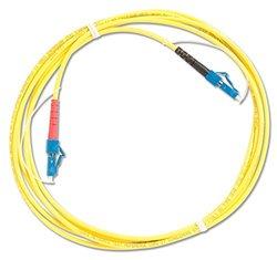 Fluke 6.56' Singlemode Test Reference Cord for Testing LC Terminated Fiber