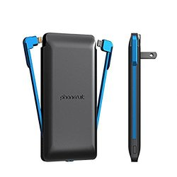 Phonesuit Journey All-In-One Charger 3500 Mah Psjourn35Blk