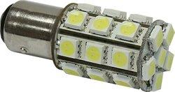 Putco Red 1157 Type 360-Degree High Intensity LED Premium Replacement Bulb - Single Bulb
