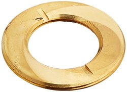 Hubbell-Raco 6205 2-1/8-Inch OD Ring, Cap, Flush for 1-Inch Plug, Brass