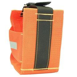 CSE Q152000145001 Tall  Belt Pouch, Orange