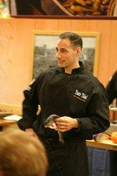 Cuisinier Chef Jacket, 5X, Black