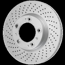 Bosch 16010246 QuietCast Premium Disc Brake Rotor for Vehicles