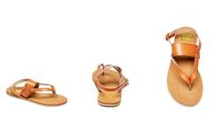 Mark & Maddux Women's Alma Sandals - Brown - Size: 6