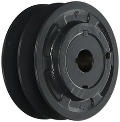 Browning 2VP62X 1 1/8 Variable Pitch Sheave, 2 Groove, Finished Bore, Cast Iron Sheave, for 4L or A, 5L or B, 5V Section Belt