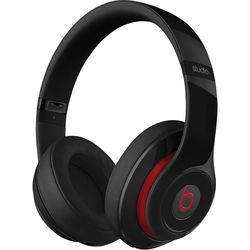 Beats by Dre Studio 2.0 Over-Ear Wired Headphones - Black